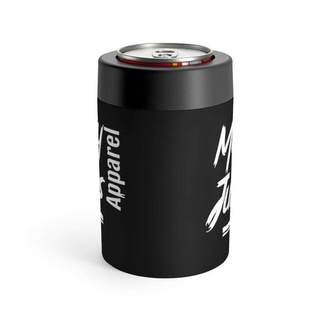 MJA logo Can Holder