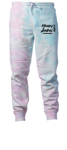 MJA Cotton Candy Tie Dye Joggers