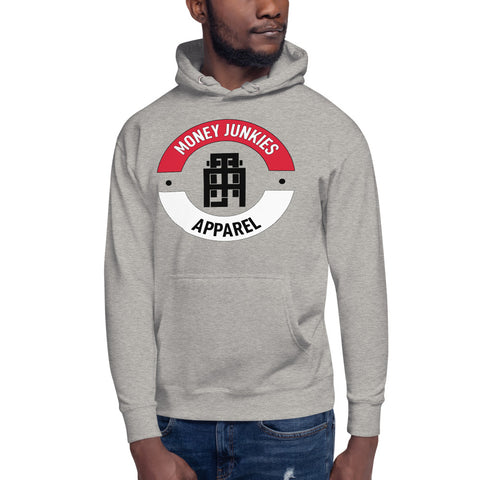 Pokeball Hoodie - The Money Junkies Apparel Shop