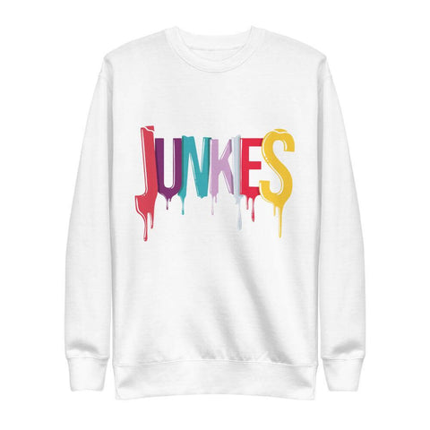 Junkies Drip Sweatshirt - The Money Junkies Apparel Shop