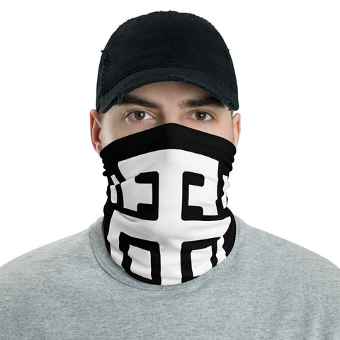 MJ Logo Neck Gaiter - The Money Junkies Apparel Shop