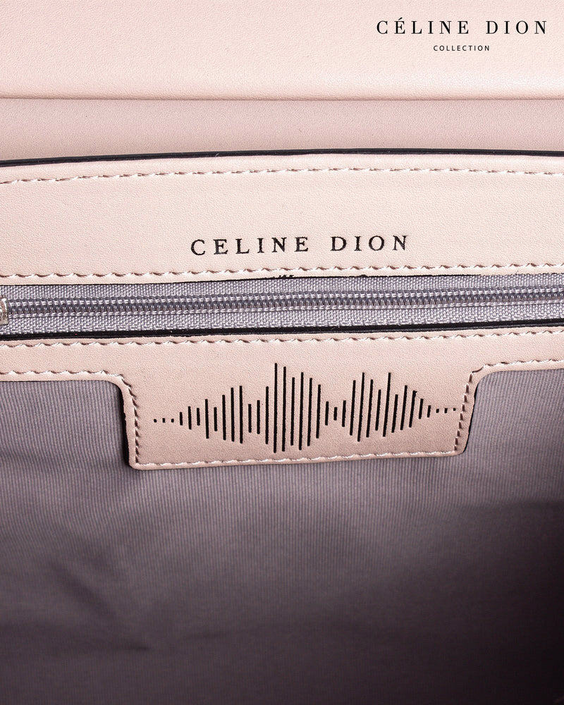 Céline Dion Baroque Handle Bag HDL5856 Blush Color31