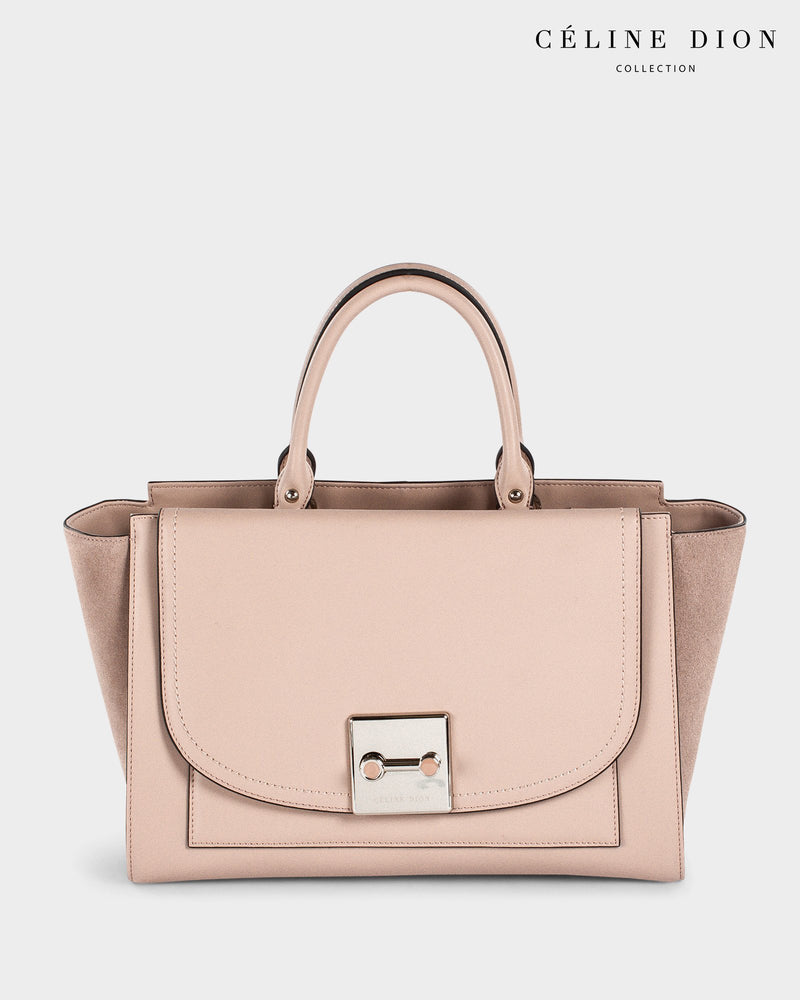 Céline Dion Baroque Satchel SCH5857 Blush Color3First