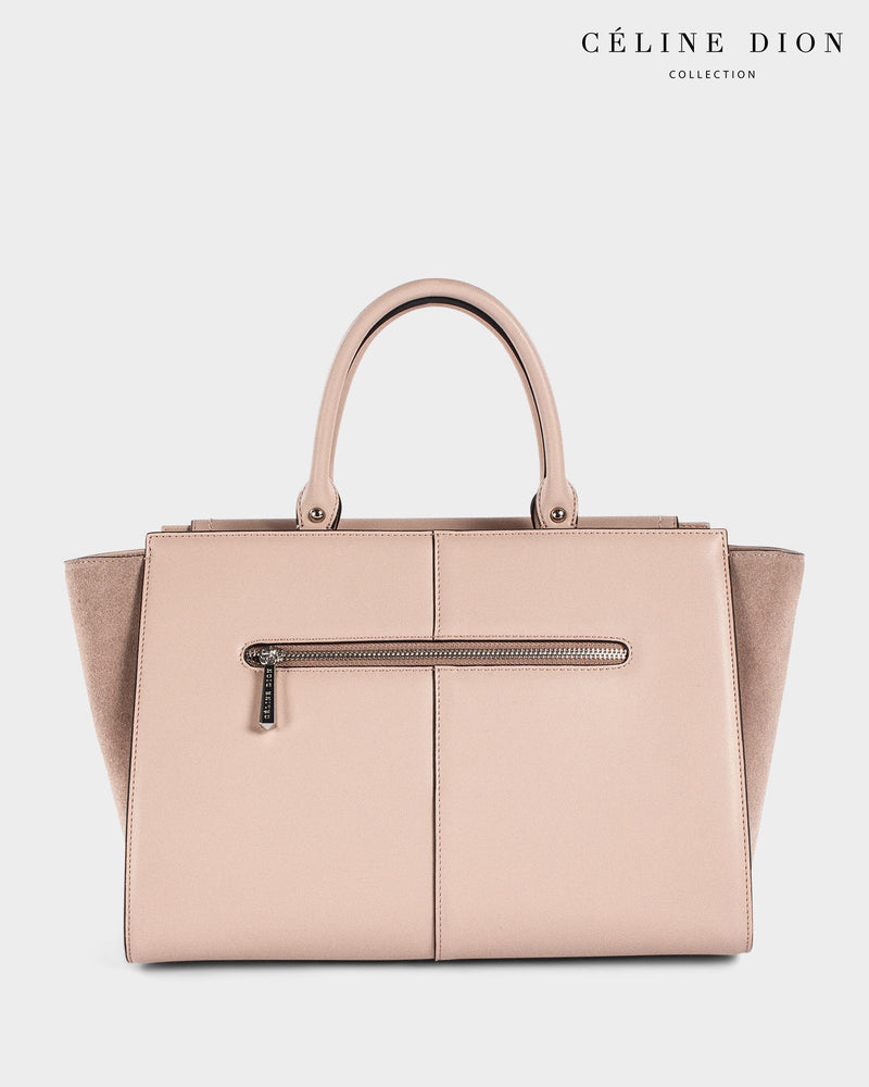 Céline Dion Baroque Satchel SCH5857 Blush Color3
