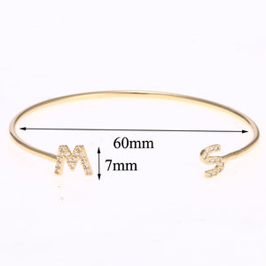 Personalized Lover Bangle