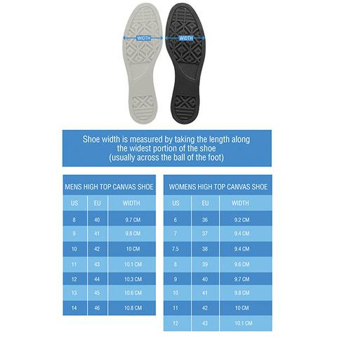high top shoes width sizing shopeholic