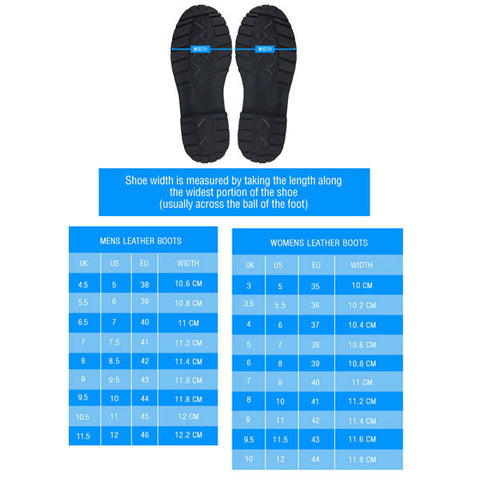 womens boots sizing 2