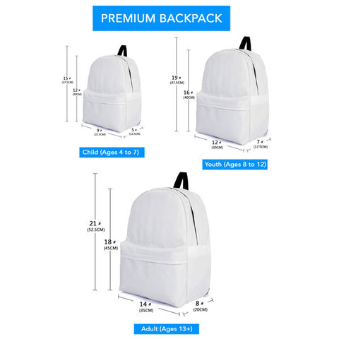 backpack sizing guide