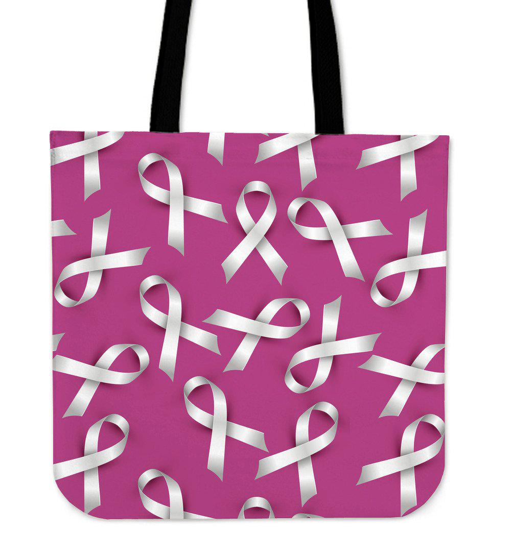 Shopeholic:End Violence Against Women Tote Bag