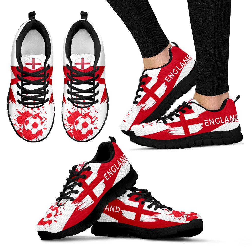 Shopeholic:England - Women's Sneakers
