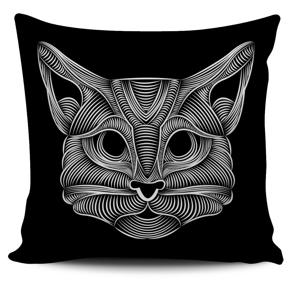 Shopeholic:Cat 01 Pillow Cover