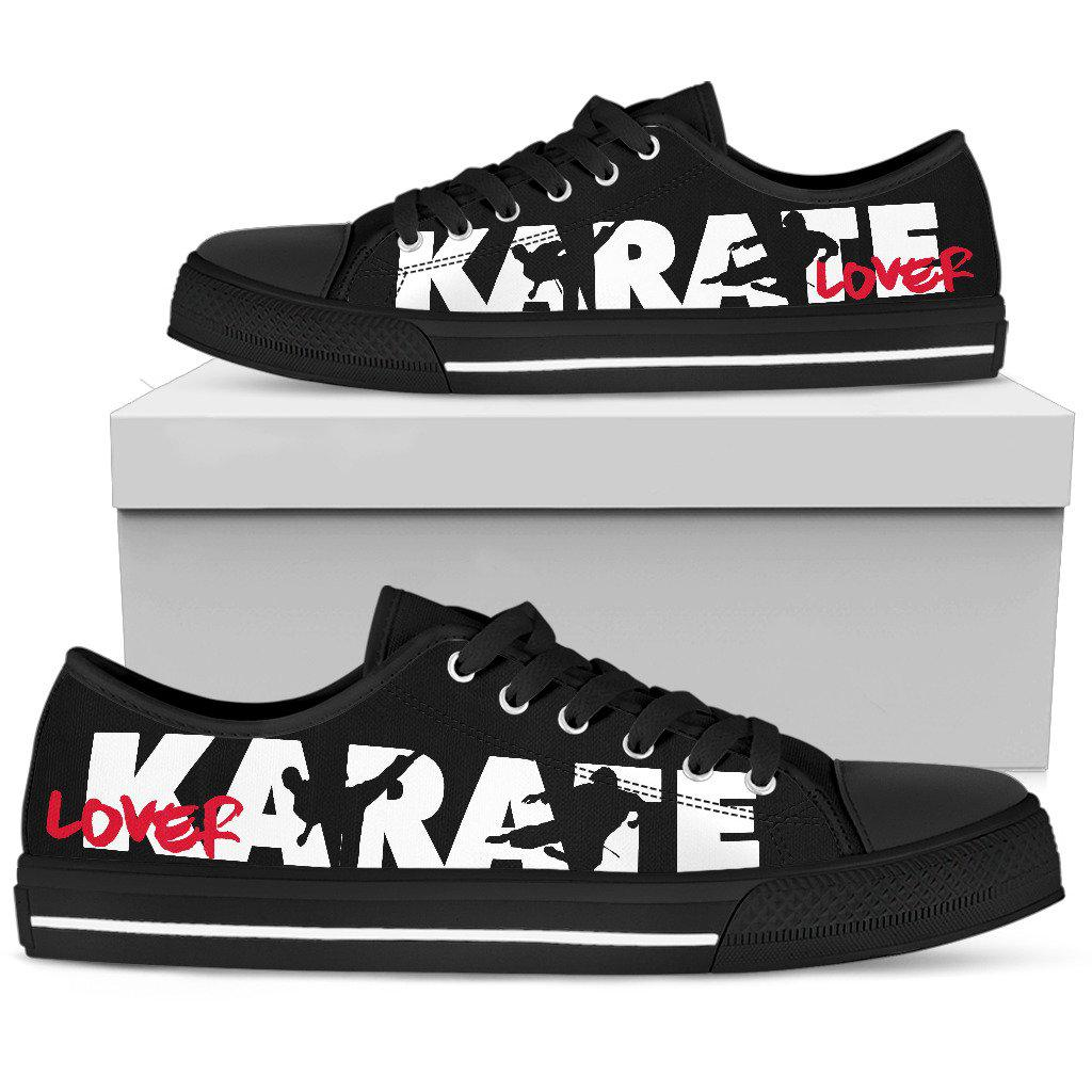 Shopeholic:Karate Women's Low Top Shoe