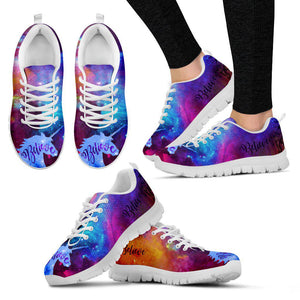 Shopeholic:Believe Unicorns Exist Women's Sneakers