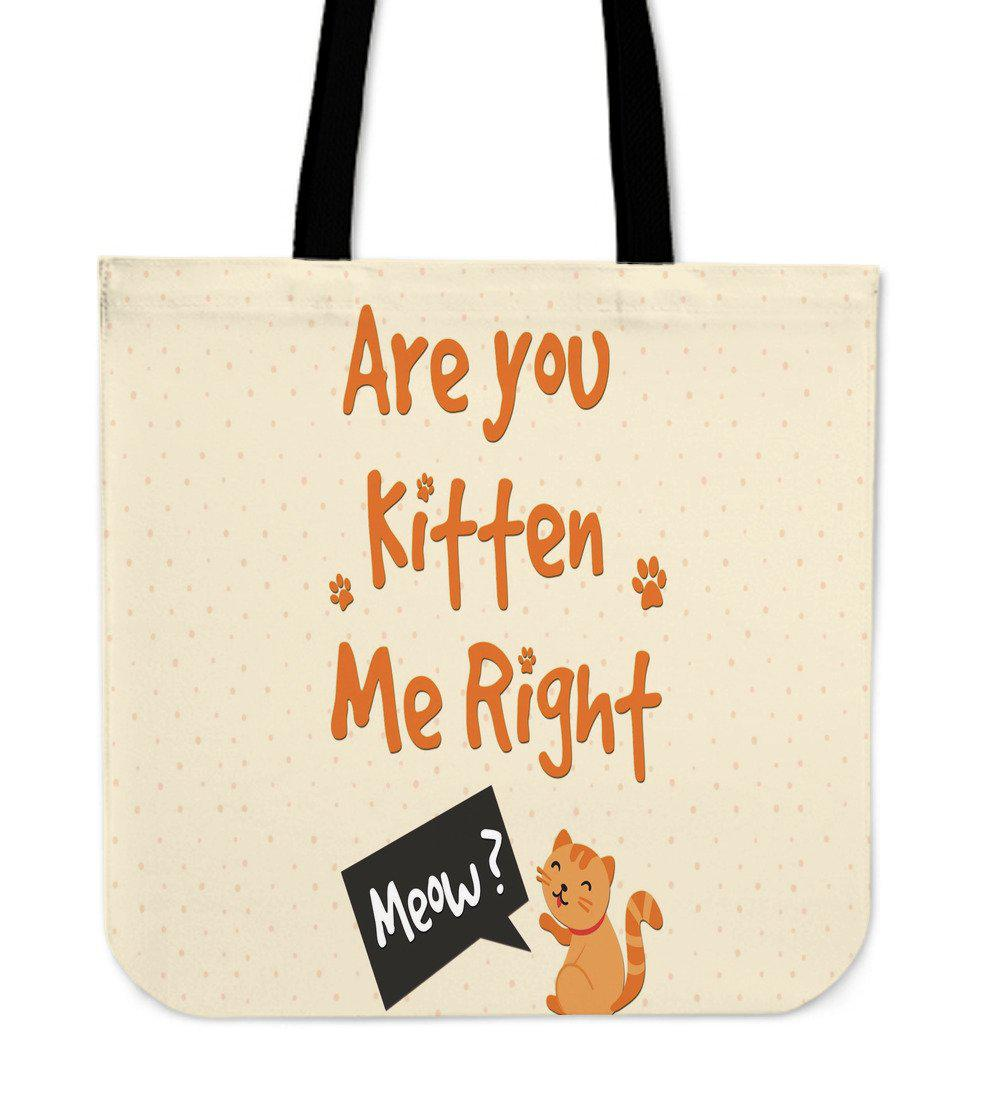 Shopeholic:NP Are You Kitten Me Tote Bag