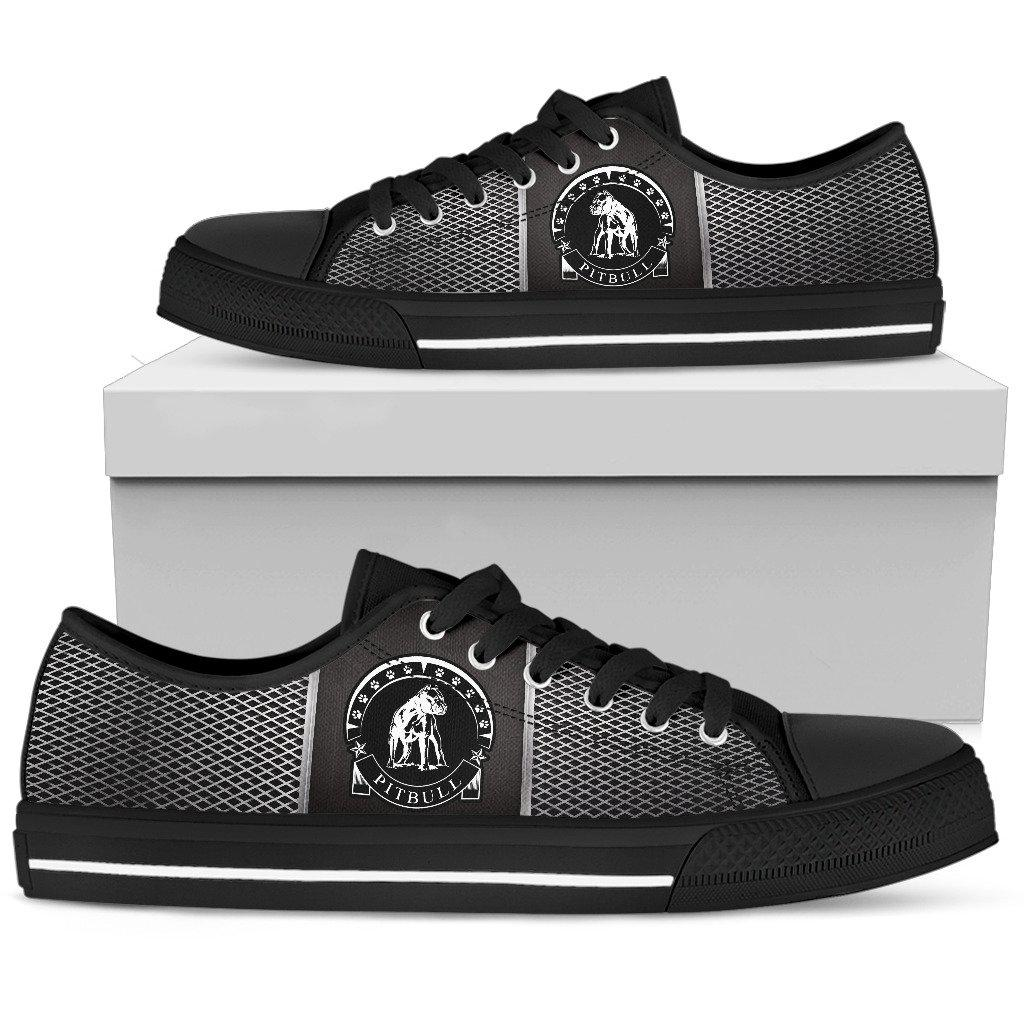 Shopeholic:Pitbull Women's Low Top Shoe