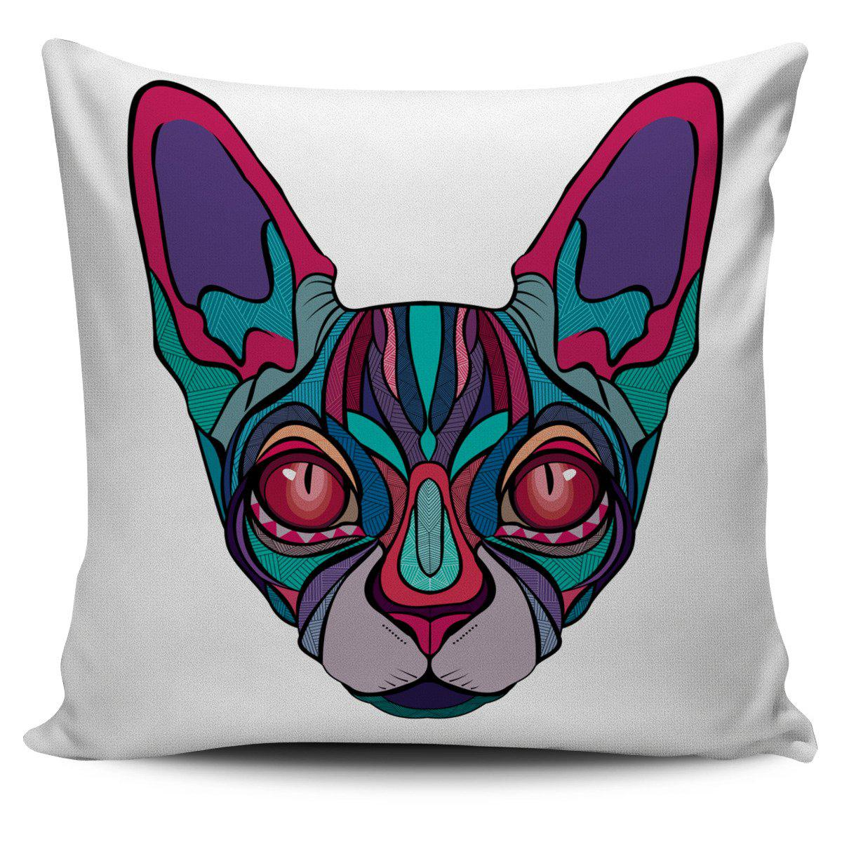Shopeholic:Cat 03 Pillow Cover