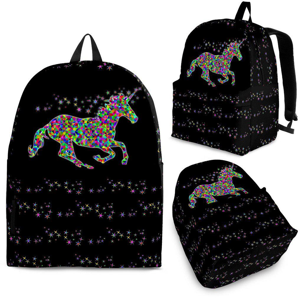 Shopeholic:Unicorn Backpack