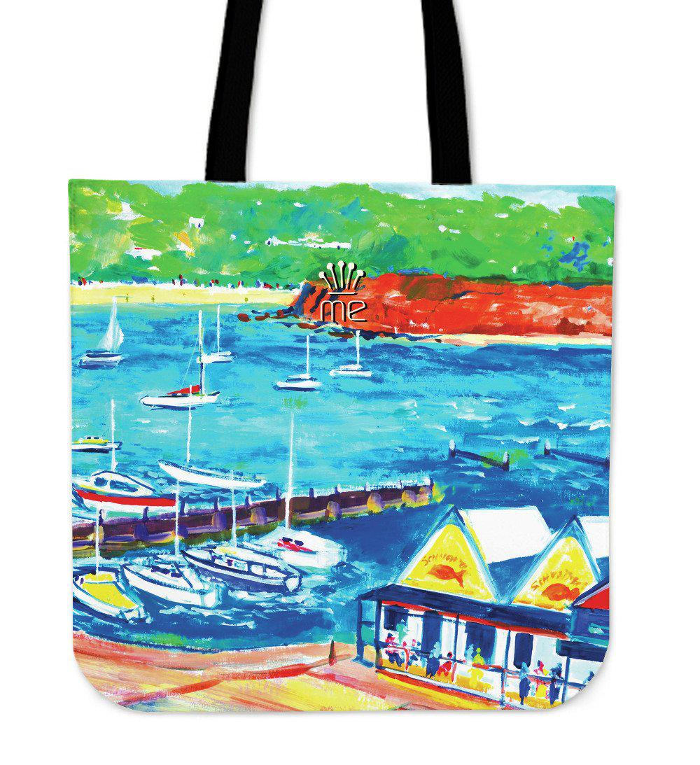 Shopeholic:Boating 01 Cloth Tote Bag