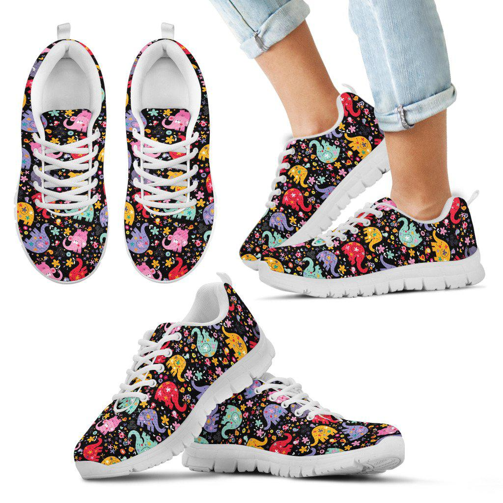 Shopeholic:Elephant Kid's Sneakers