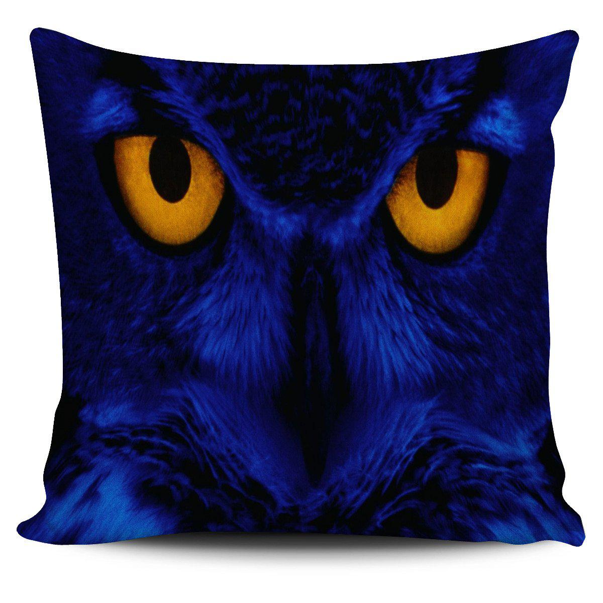 Shopeholic:Owl Pillow cover