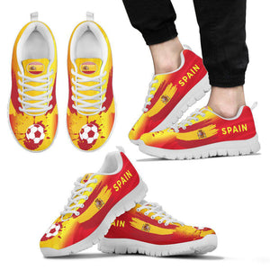 Shopeholic:Spain - Men's Sneakers