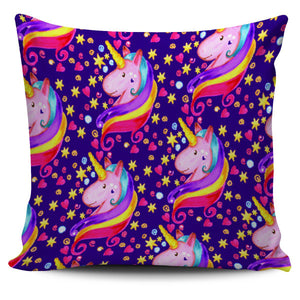 Shopeholic:Dreamy Unicorn Pillow Cover