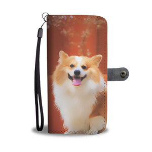 Shopeholic:Corgi Wallet Phone Case