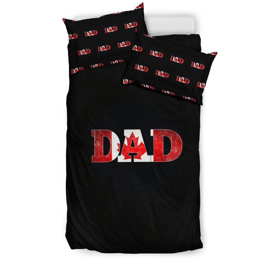 Shopeholic:Canada Dad - Bedding Set