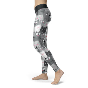 Cats - Cute Cats Leggings