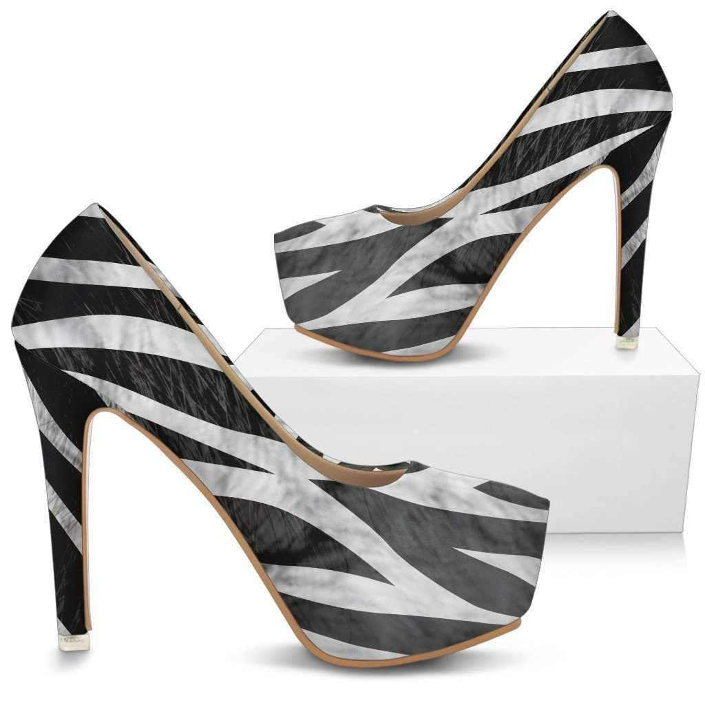 Shopeholic:Animal Surface 1 - Women's High Heels [SOLD OUT]