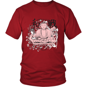 Buddha 2 Apparels-District Unisex Shirt-DT6000-Shopeholic