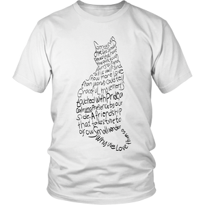 Cat Lovers Apparels - Black Texts-Heavyweight Unisex Shirt-5000TL-Shopeholic