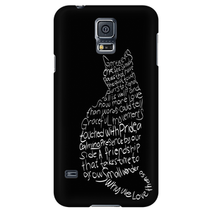 Cat Lovers Phone Cases - Black-Galaxy S5-AJ01036P-Shopeholic