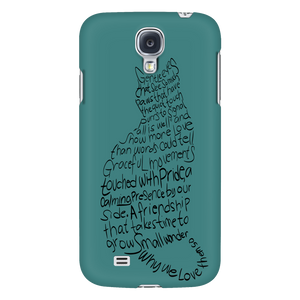 Cat Lovers Phone Cases - Cool Green-Galaxy S4-AJ01023P-Shopeholic
