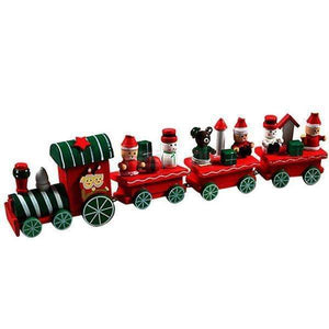 Shopeholic:Christmas Toy Train