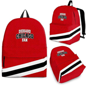 Shopeholic:DieHard Chicago Fan - Backpack