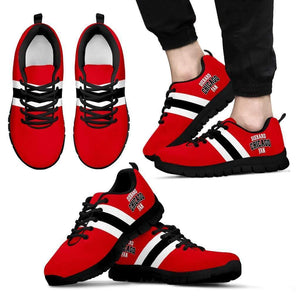 Shopeholic:DieHard Chicago Fan - Men's Sneakers
