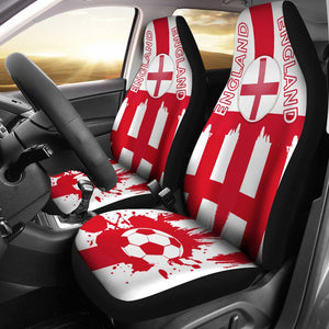 England - Car Seat Covers