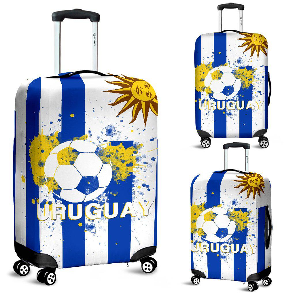 Shopeholic:Luggage Covers Uruguay Soccer