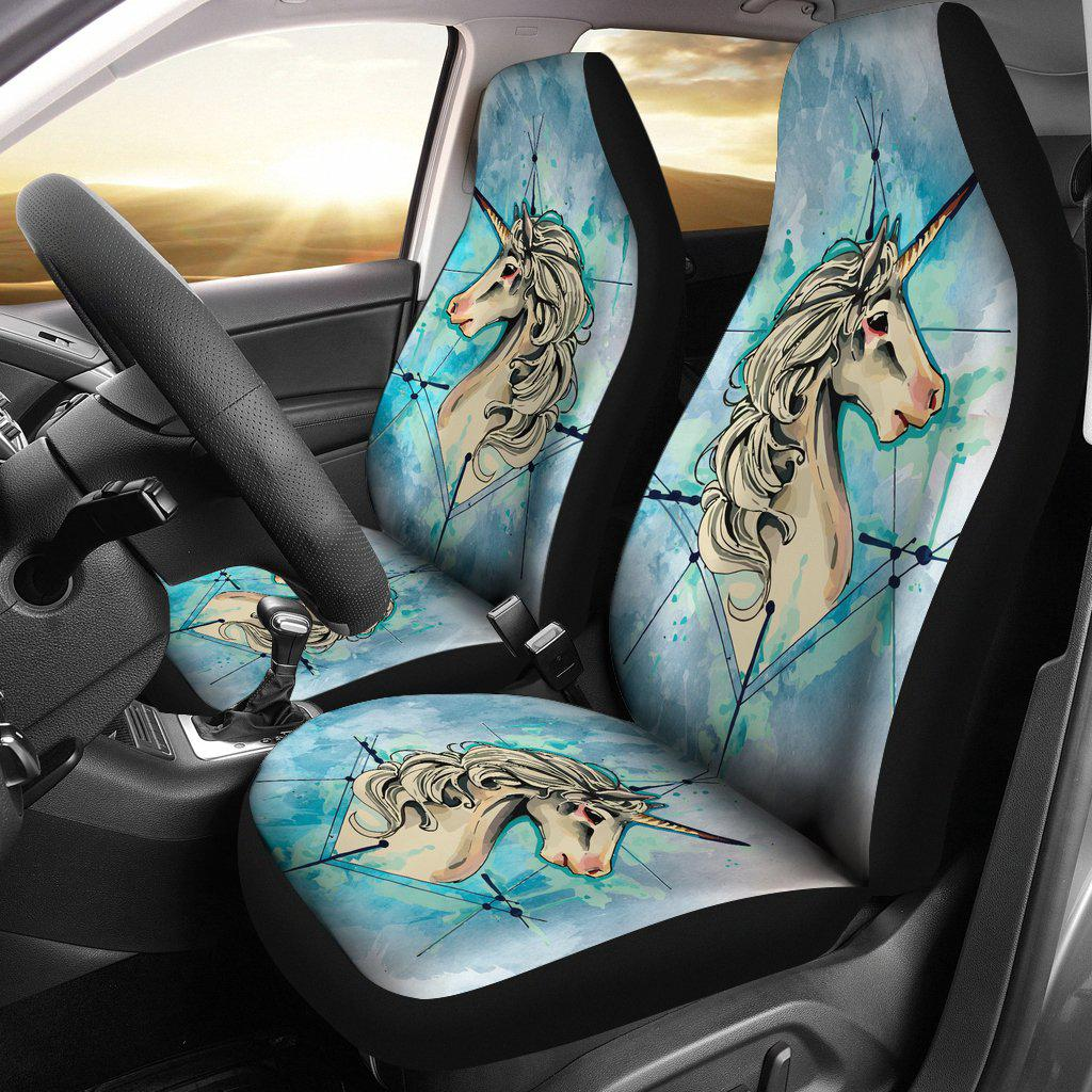 Shopeholic:Unicorn Universe Car Seat Covers