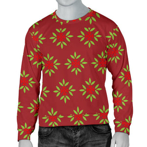 Wrapping Paper Christmas Men's Sweater