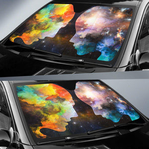 Shopeholic:Inner Colour Auto Sun Shade