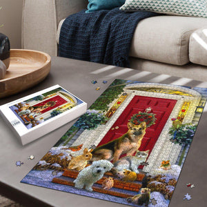 Christmas Pals Jigsaw Puzzle