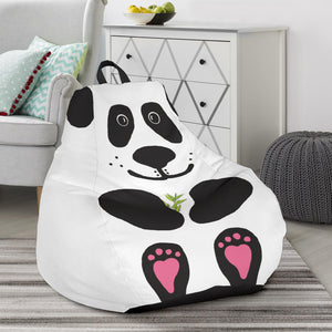 Shopeholic:Panda Beanbag Chair