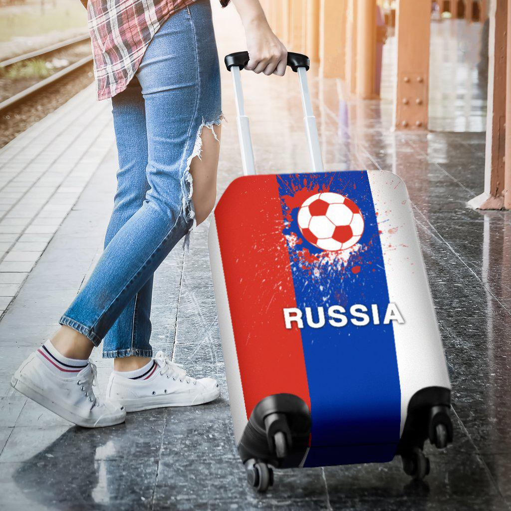 Shopeholic:Luggage Covers Russia Soccer