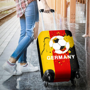 Shopeholic:Luggage Covers Germany Soccer