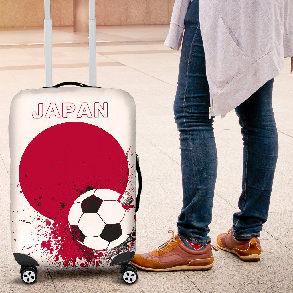 Shopeholic:Luggage Covers Japan Soccer