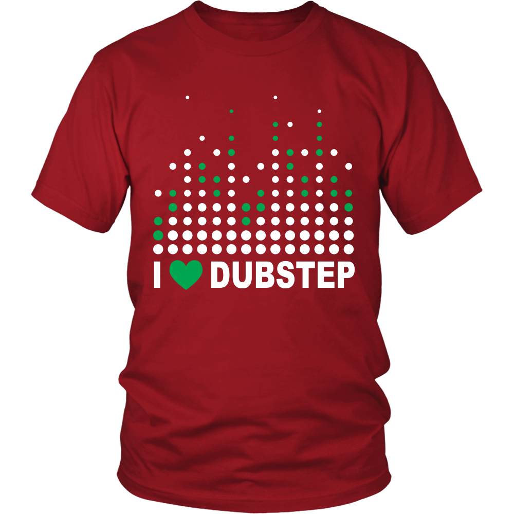 Shopeholic:I Heart Dubstep Apparels