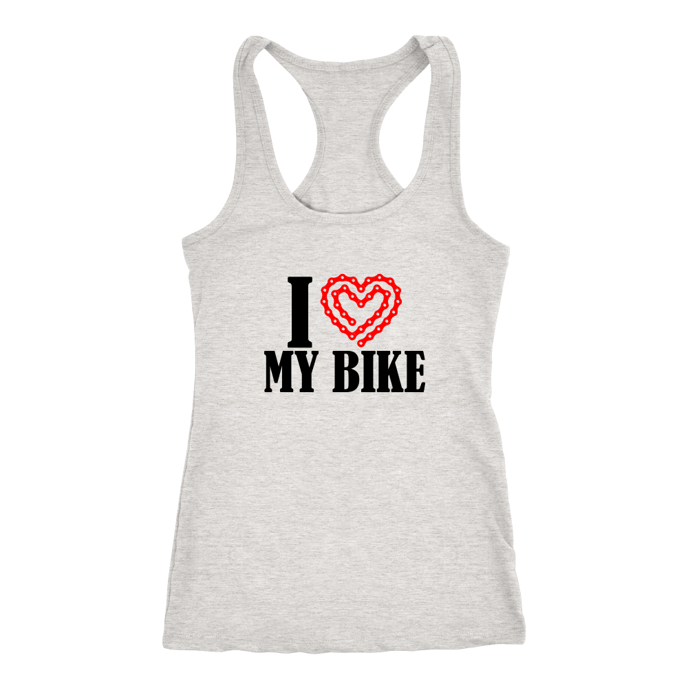 Shopeholic:I Heart My Bike Apparels