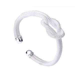 Knotted Bangle-Shopeholic